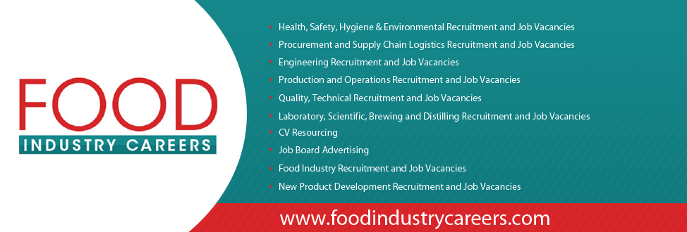 Food industry job board advertising jobs in food