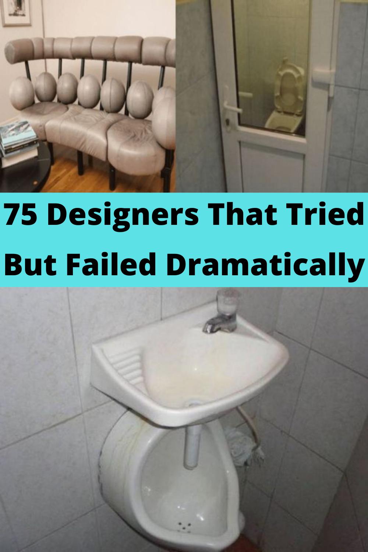 75 Designers Who Failed Dramatically At Their One Job In 2020 Fun Facts Fashion Fail One Job