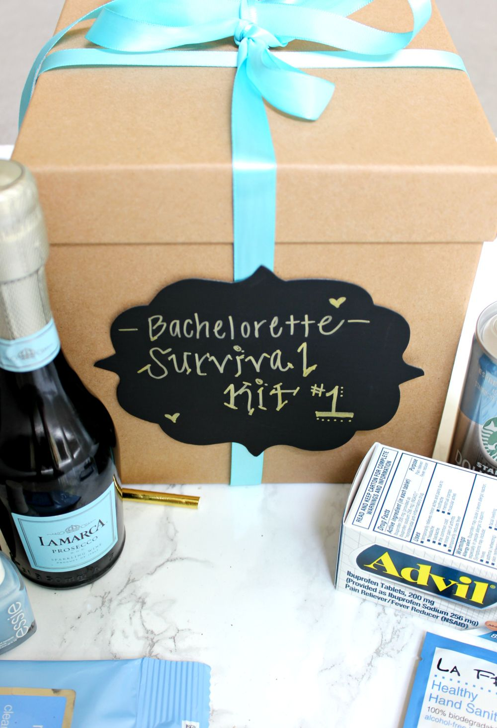 diy bachelorette survival kit bachelorette parties wedding and