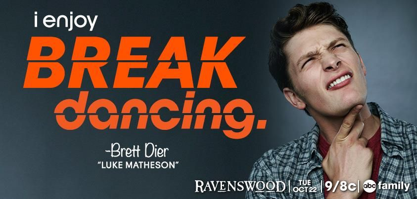 Brett Dier as Luke