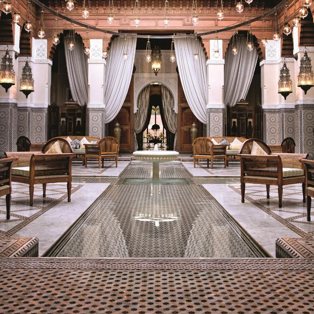 Book Royal Mansour Marrakech On TripAdvisor See 156 Traveler Moroccan InteriorsMoroccan DesignLuxury