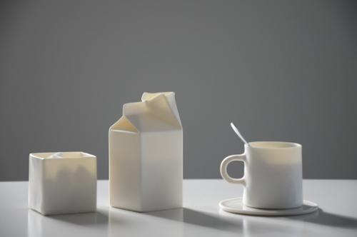 Jatta Lavi - Porcelain vessels