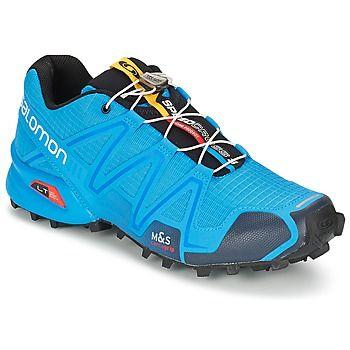 Salomon Speedcross 5 CS Hombres Zapatillas De Running Negro Blanco Gris Azul Rojo Rojo Para Hombre Diseñador De Atletismo Deportes Zapatillas De