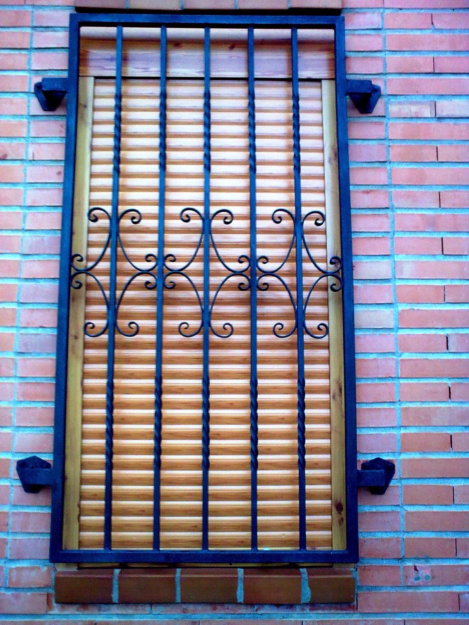 rejas de proteccion para ventanas - Buscar con Google … | rejas para ...
