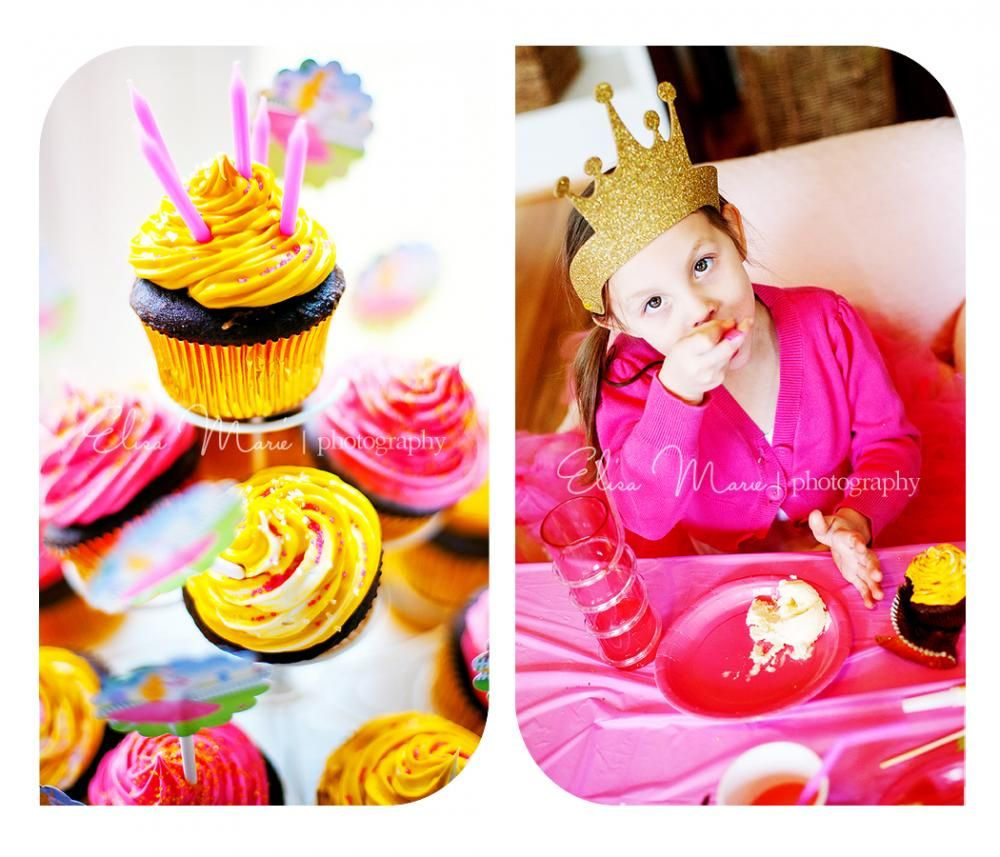 Goldilicious party! what a neat idea!