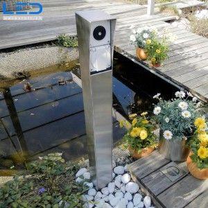 Stromsule Garten Latest Stein Garten Terrasse Ebay With Stromsule