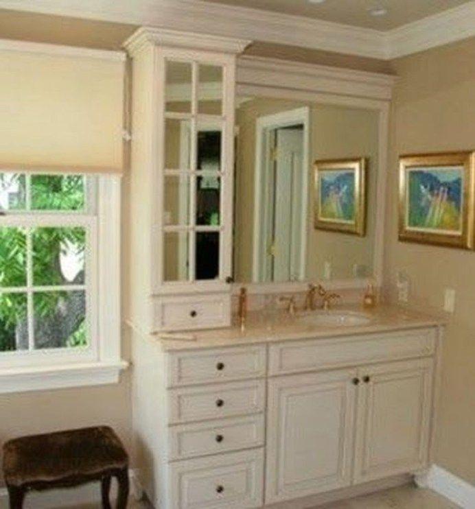 48 Fantastic Bathroom Countertop Ideas Look Elegant Bathroom