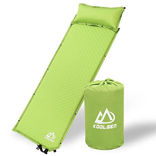 Explore Outdoor Brands Sleeping Bags And More KOOLSEN Self Inflating