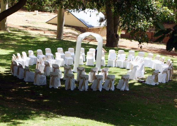 Simple Country Outdoor Weddings