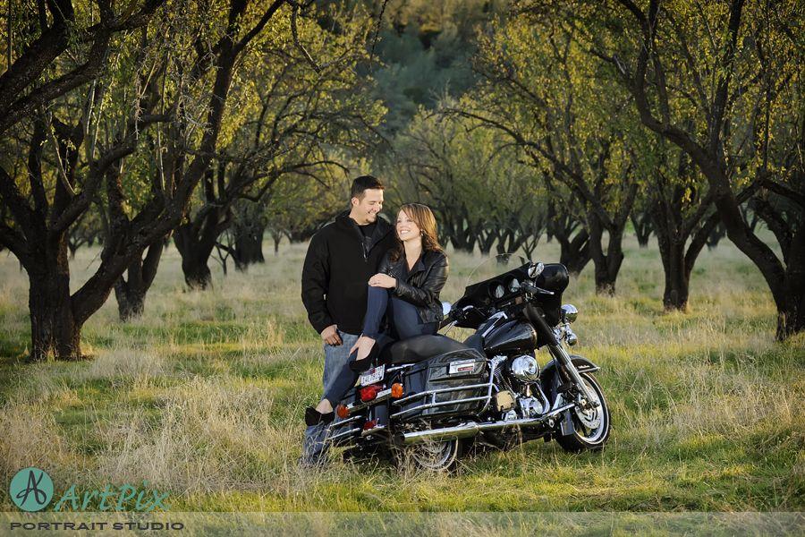 Harley Davidson Engagement Wedding Engagement Pictures Couple Engagement Pictures Motorcycle Engagement Photos