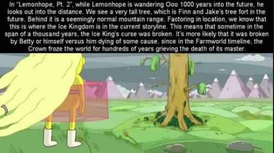 Adventure Time Theory Adventure Time Adventure Time