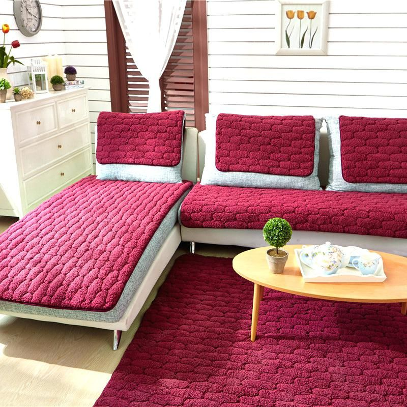 L Shaped Sofa Covers With Images Sofa Covers L Shaped Sofa