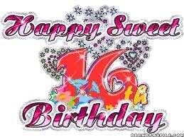 16th Birthday Wishes Happy Daughter Sweet 16 Quotes