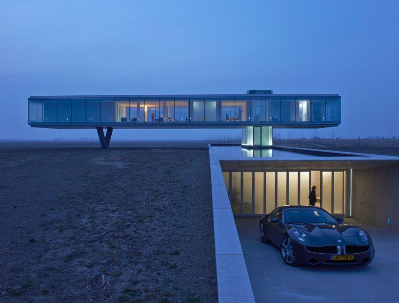 Villa Kogelholf By Paul De Ruiter