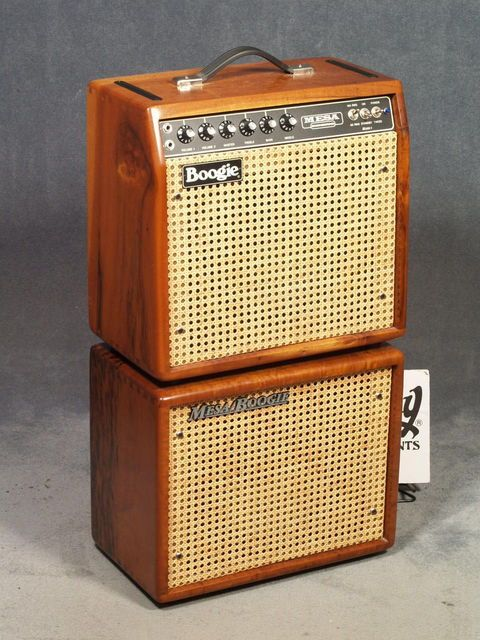 Mesa Boogie Guitar Rig Archtop Fender Telecaster Cool Cabinet