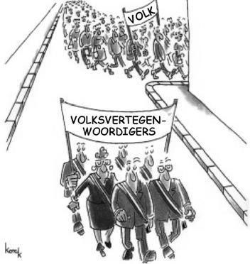 Pin van Iris op regulatory authorities / Instanties