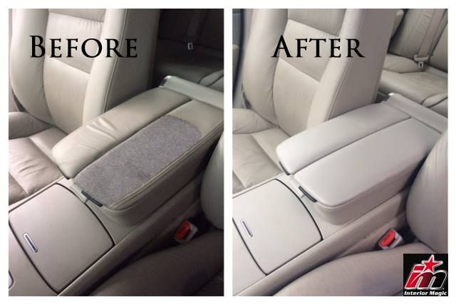 Is your car\'s upholstery showing signs of aging? Let us smooth out ...