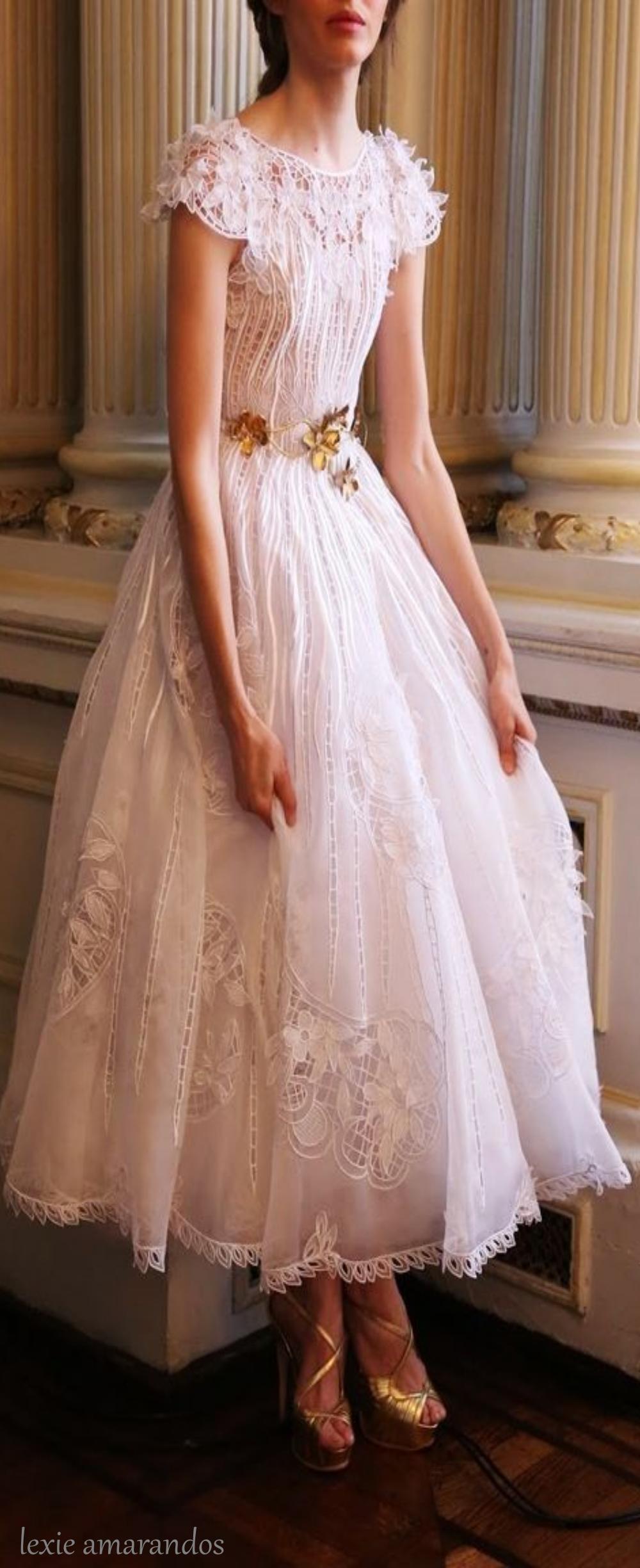 Javier Saiach Haute Couture. | Weddings | Pinterest | Gowns ...