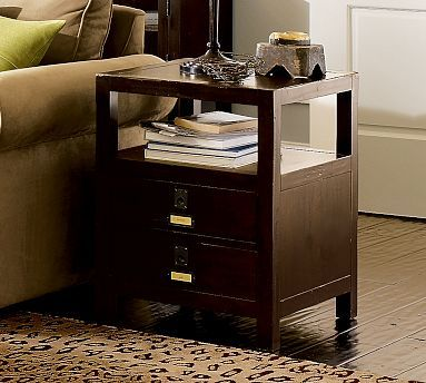 Rhys Side Table Pottery Barn 200 500 Svpply End Tables Family Room Furniture Furniture