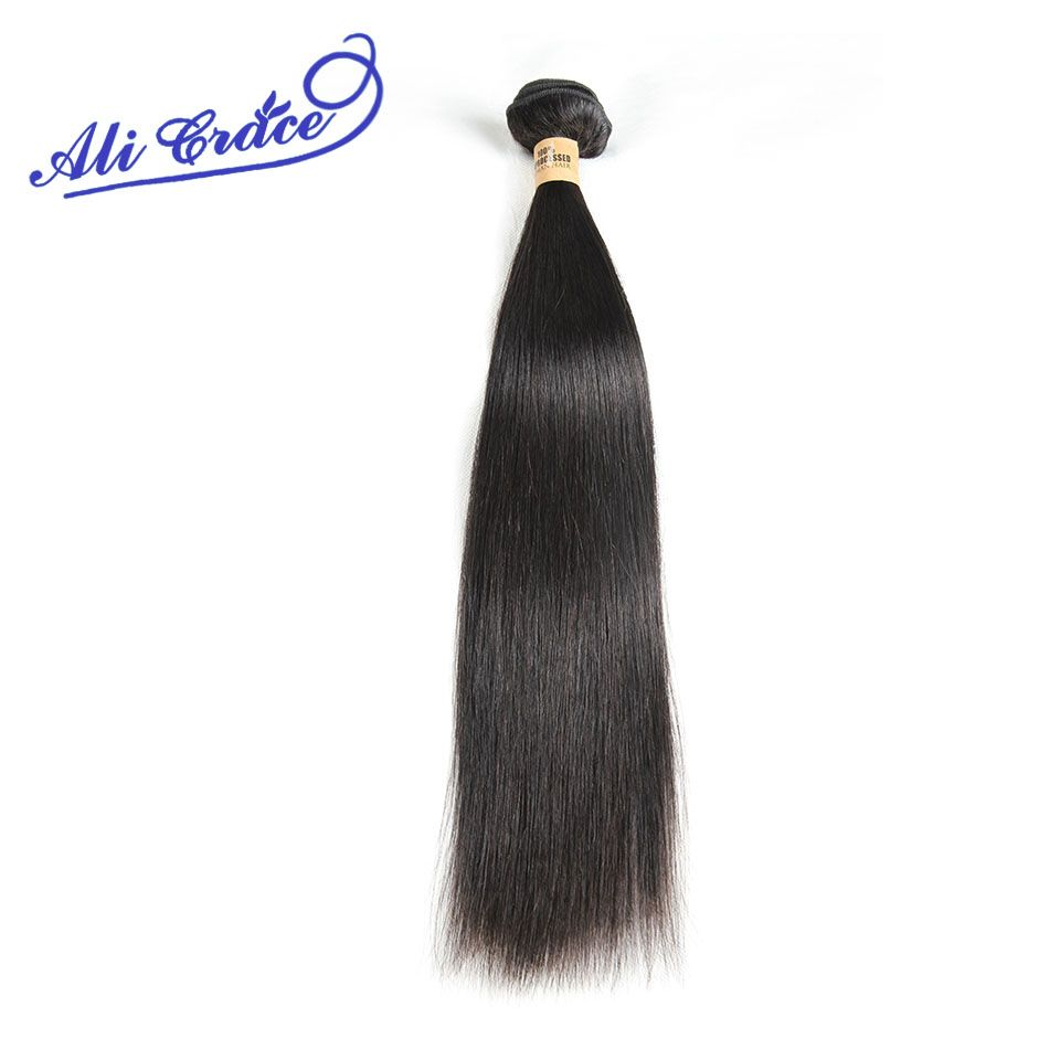 Ali Grace Hair Filipino Straight Hair Weaving1pc Human Hair