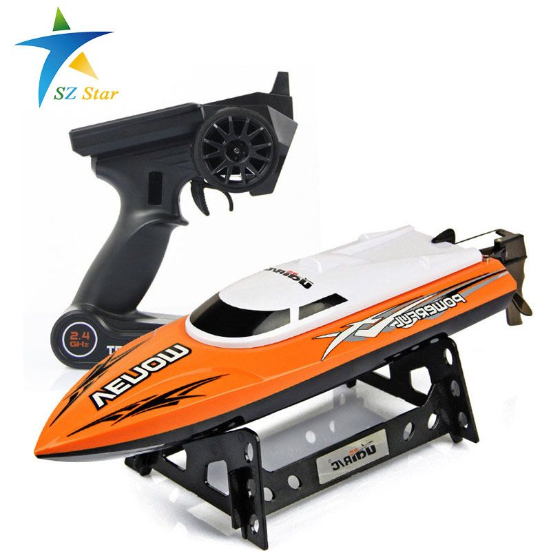 rc speedboats remote control boat electric motor model ships kids ...