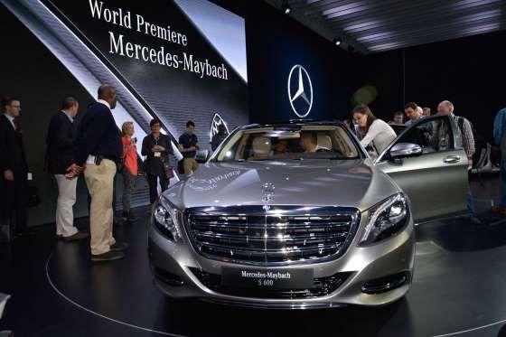 Las mejores fotos del Salón de Los Ángeles 2014 - Motorpress Ibérica