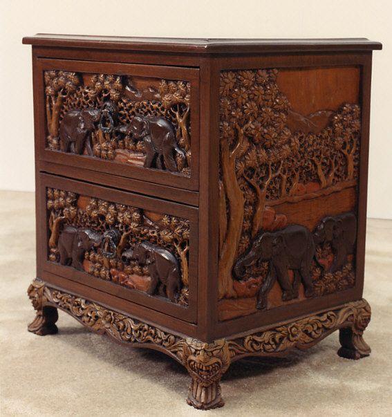 Hand Carved Vietnamese Furniture, Hand Carved Furniture