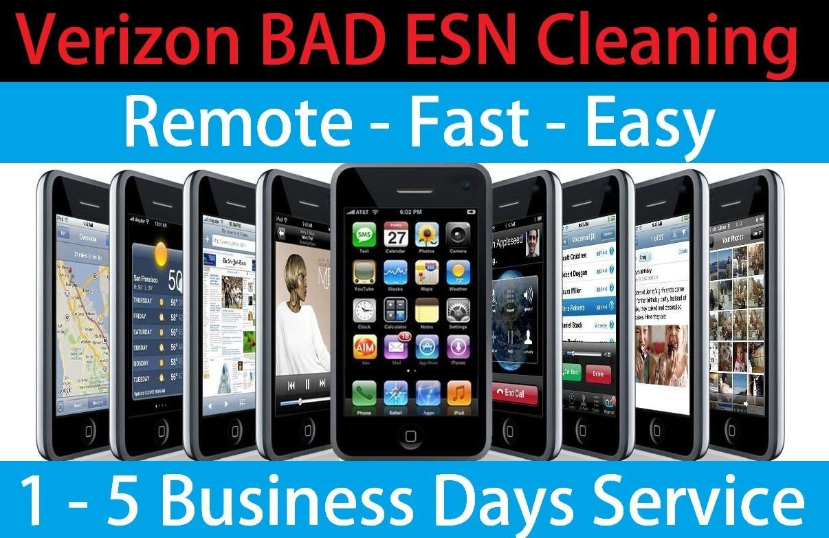Details about Clean Clear Fix Verizon Android / iPhone / iPad with