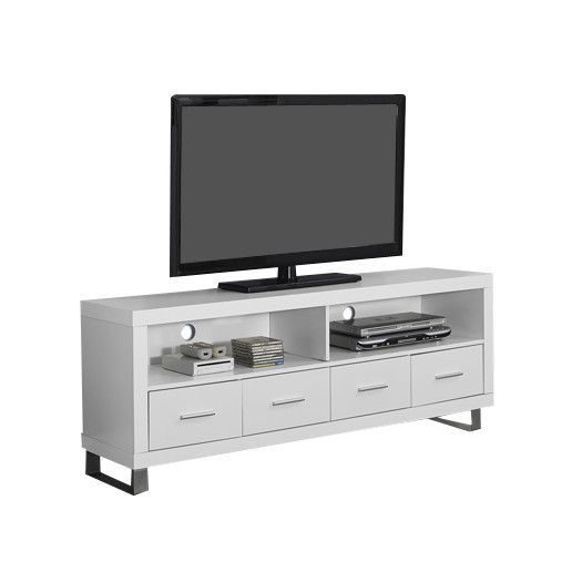 Monarch Specialties Inc Tv Stand Allmodern 60 Tv Stand Cool