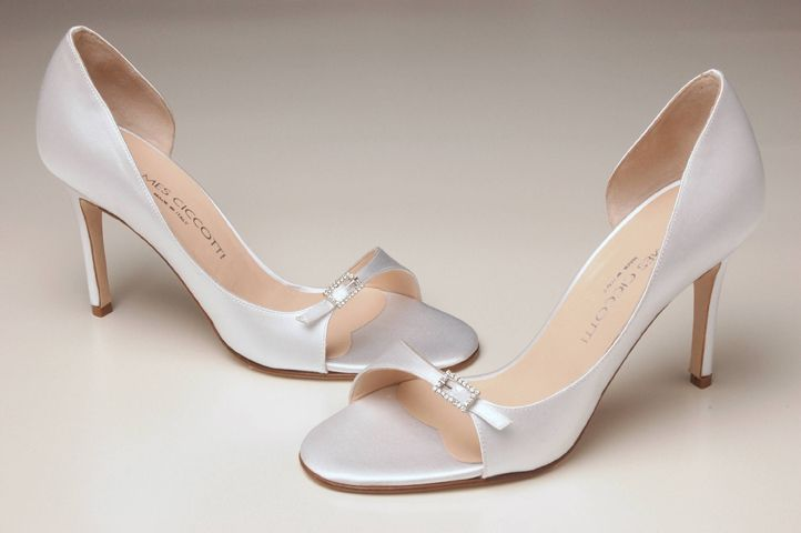 Clarissa 1458 Bridal Shoes Wedding Guest Shoes Red Wedding Shoes