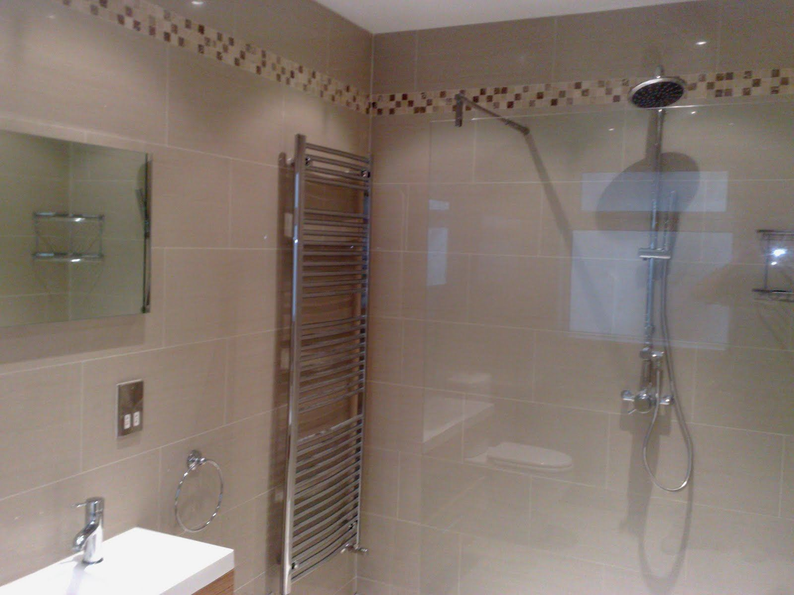 edge blog shower in for amazing enclosure trim glass with metal tile bathrooms custom modern bathroom using contemporary showers