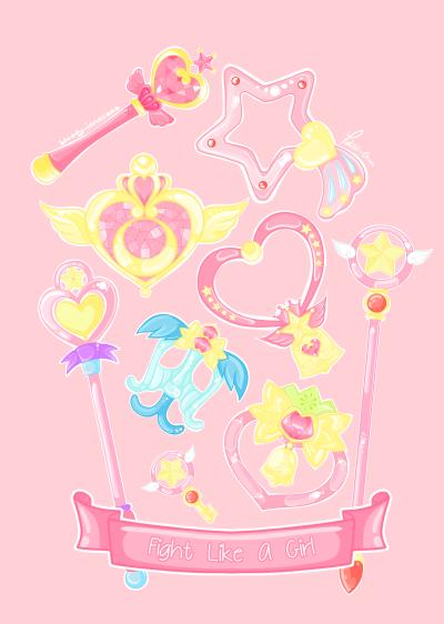 Magical Girl Tumblr Magical Girl Anime Sailor Moon Wallpaper Magical Girl