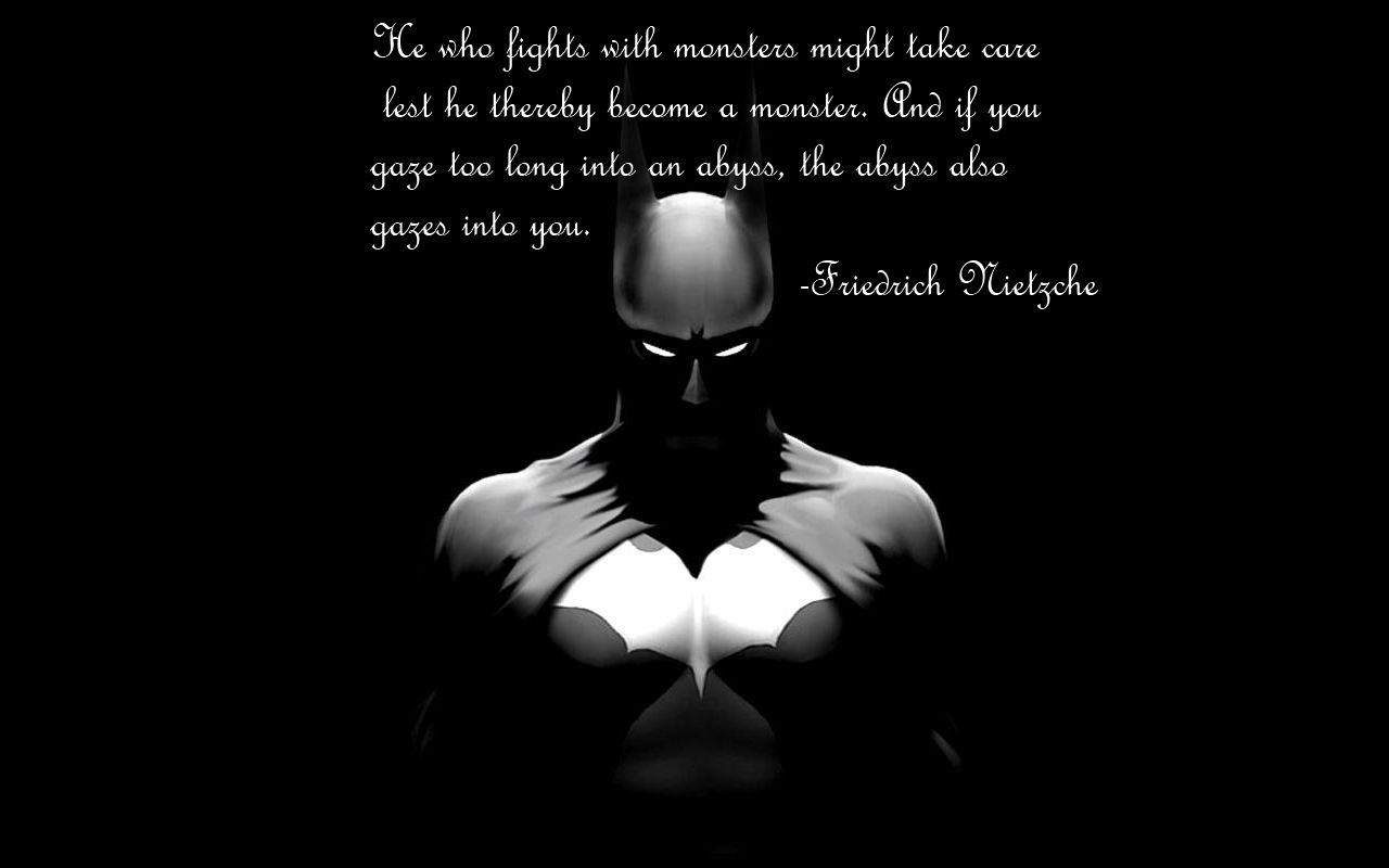 Bat Quotes HD Wallpaper Batman quotes, Hd quotes, Dark