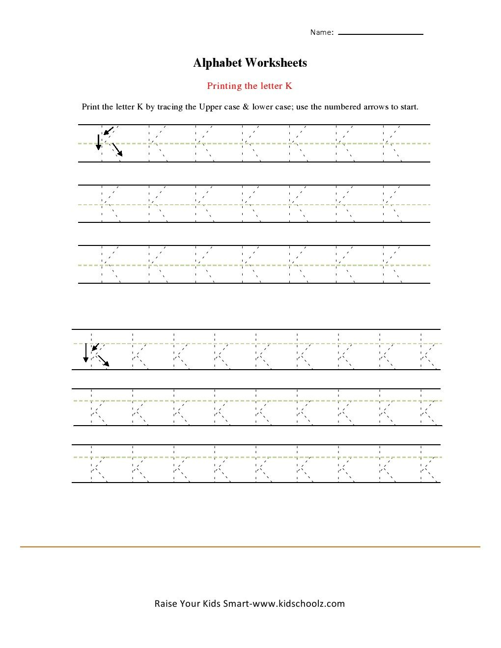 worksheet Letter K Worksheet letter k worksheets bing images pinterest images