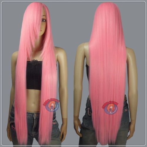princess bubblegum cosplay wig