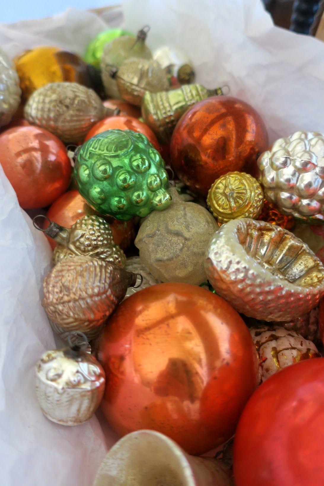 A Christmas Ornament Collector's Fantasy Sale Christmas