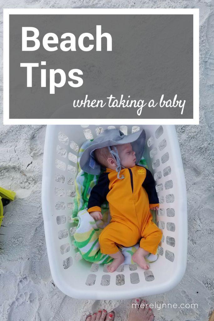 Tips for Baby Beach Tips for BabyBeach Tips for Baby
