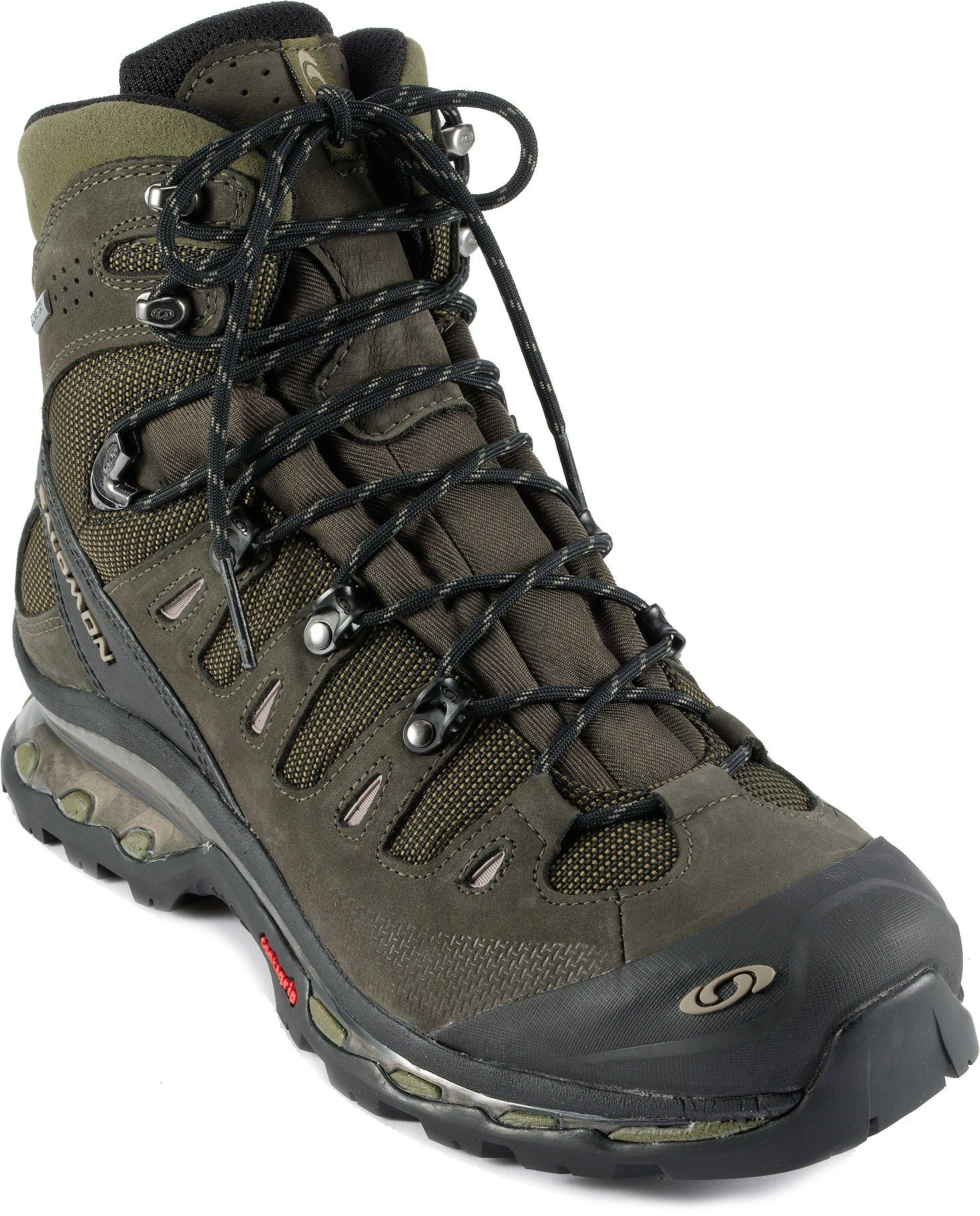 fb85fbb84214 Salomon Quest 4D GTX Hiking Boots - Men s - Free Shipping at REI.com