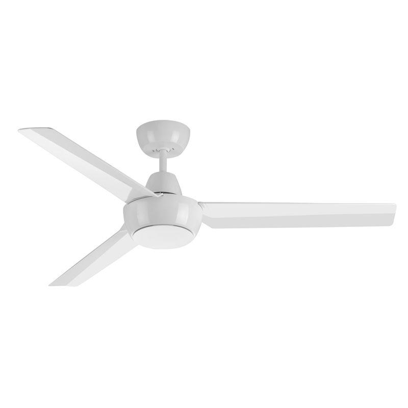Arlec 120cm Abs 3 Blade Ceiling Fan Bunnings Warehouse Ceiling Fan Ceiling Installing Ceiling Insulation