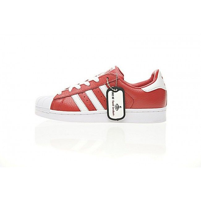 Purchase Unisex Adidas Originals Superstar Red White Bb2240 Sneakers