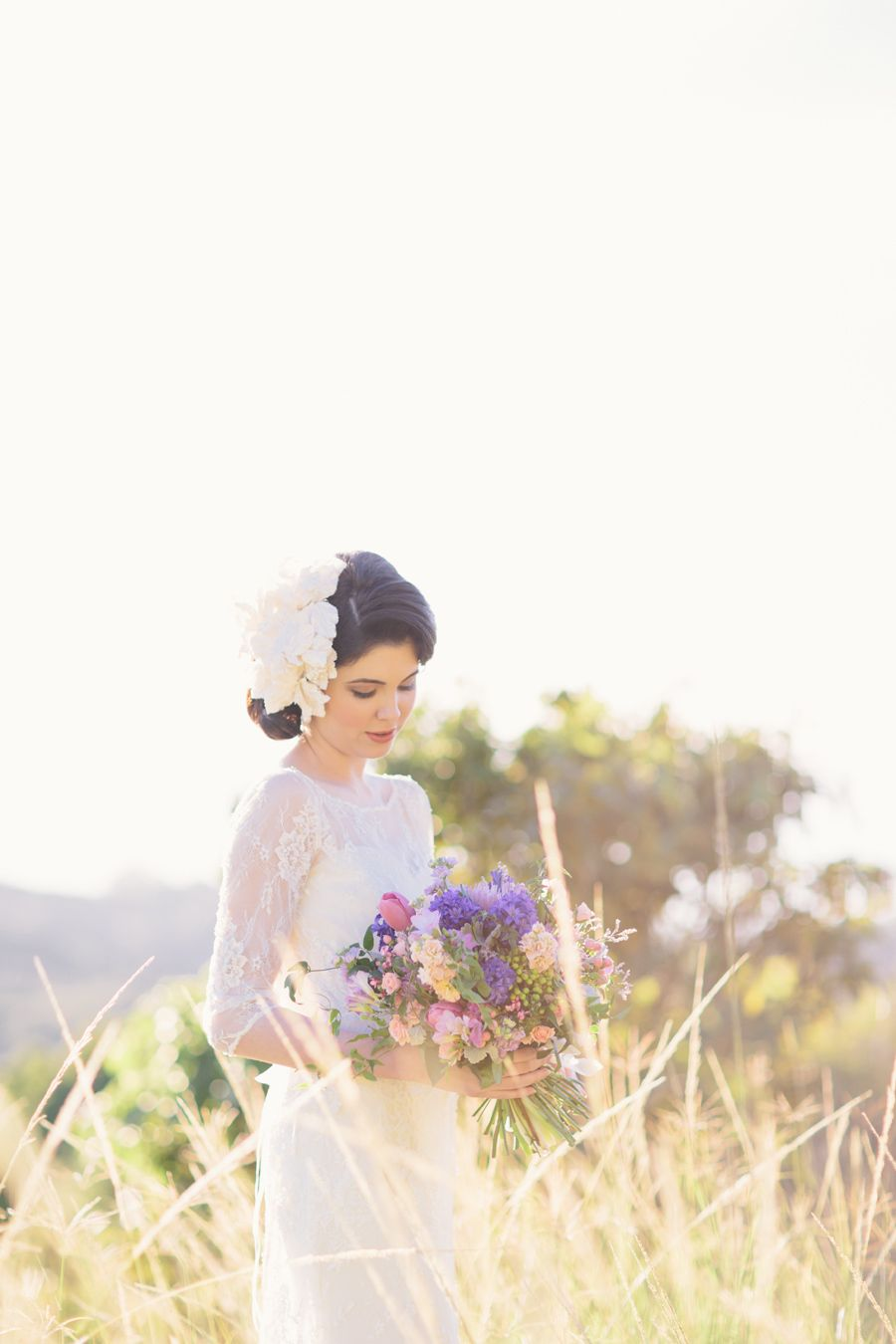 The Notebook\' Inspired Shoot | White image, Weddings and Wedding