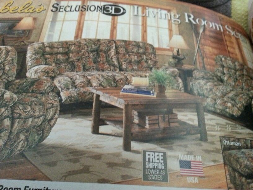 camouflage living room set for the home pinterest