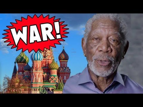 Afbeeldingsresultaat voor morgan freeman the new US cia agent cartoon