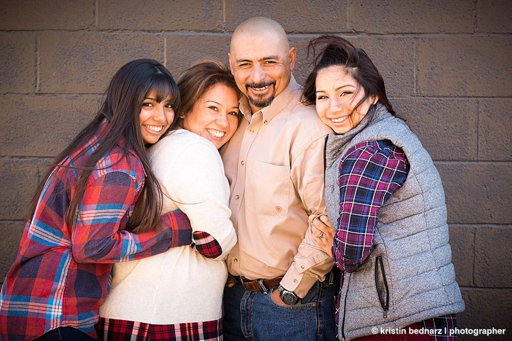 The De Los Santos Family