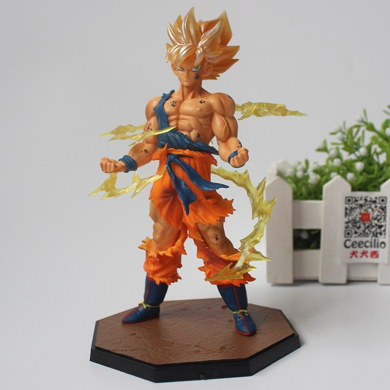 Dragon Ball Son goku Figurine Gokou Drink water Ver PVC collection Model figure