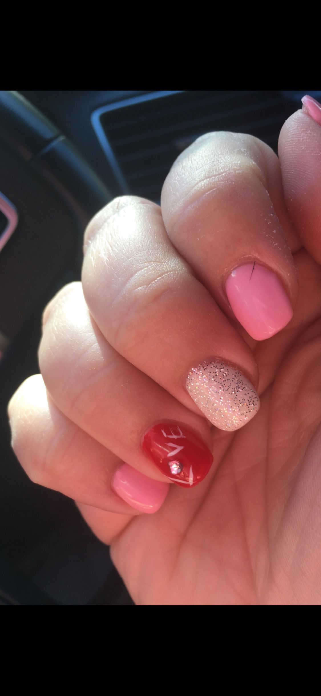 Pin by Melanie Ramento on Nails By Nanette   Nails, Square