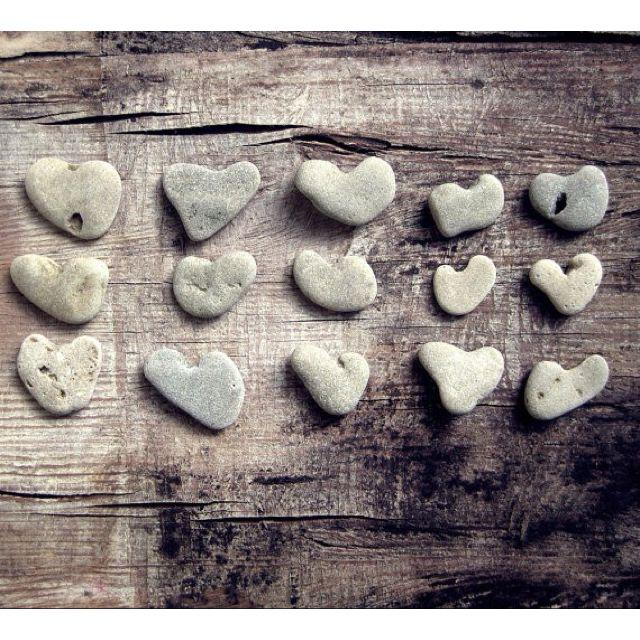 Heart rocks :)