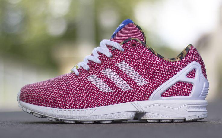 Sneakers – Women s Fashion   Women s adidas ZX Flux Weave