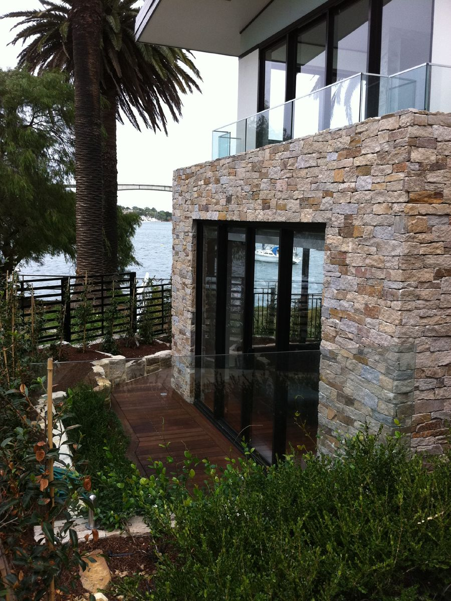 Cotwsold Wall Cladding - Feature Wall | Alternative buildings ...
