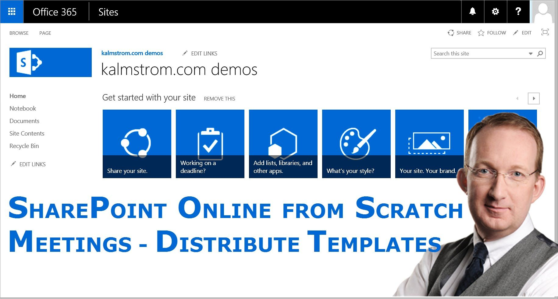 Distribute List Templates - SharePoint Meetings Management* Upload ...